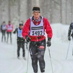 Skiing 90 km - Tove Liedgren (3492)