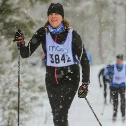 Skiing 90 km - Lotta Rapp (3842)