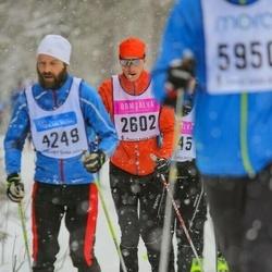 Skiing 90 km - Alexander Stenberg (2602)