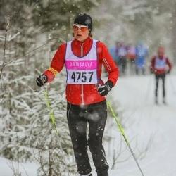Skiing 90 km - Kajsa Olsson (4757)