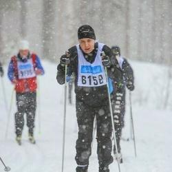 Skiing 90 km - Erik Marthinsen (6158)