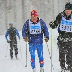 Skiing 90 km - Jan Wiklund (4394)