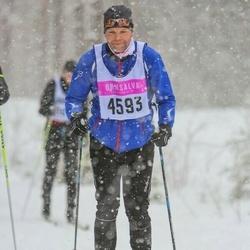 Skiing 90 km - Henrik Pettersson (4593)