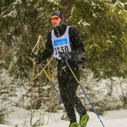 Skiing 90 km - Christer Carlsson (2130)