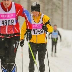 Skiing 90 km - Herman Sköldberg (2758)