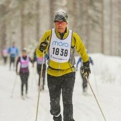 Skiing 90 km - Christer Gustafsson (1838)