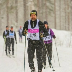 Skiing 90 km - Adam Hedbom (578)