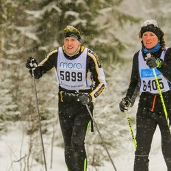 Skiing 90 km - Andreas Åberg (5899)
