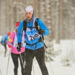 Skiing 90 km - Børge Sandøy (2055)
