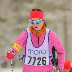 Skiing 90 km - Jeanette Nordström (7726)