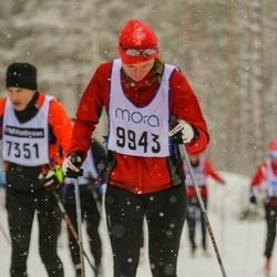 Skiing 90 km - Elin Karlander (9943)
