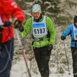 Skiing 90 km - Mikael Ingemarsson (6197)