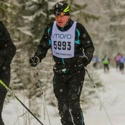 Skiing 90 km - Björn Axelsson (5993)