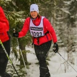 Skiing 90 km - Jenny Lindestam (9202)