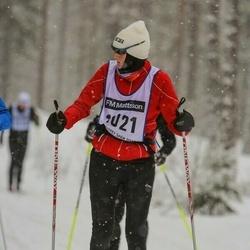 Skiing 90 km - Titte Strömberg (1021)