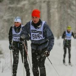 Skiing 90 km - Nicklas Eriksson (5094)