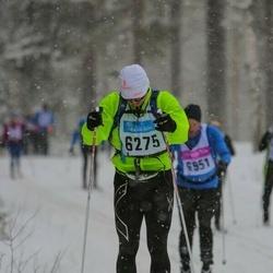 Skiing 90 km - Wictor Gustavsson-Ekh (6275)