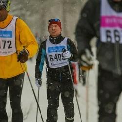 Skiing 90 km - Matti Blohm (6409)