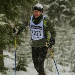 Skiing 90 km - Carl Morén (9221)