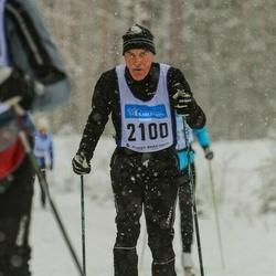 Skiing 90 km - Christer Nilsson (2100)