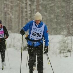 Skiing 90 km - Camilla Liaker (9686)