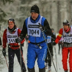 Suusatamine 90 km - Tapio Sirvonen (7044)