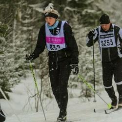 Skiing 90 km - Åsa Axén (632)