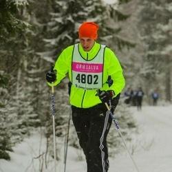 Skiing 90 km - Anders Lövkvist (4802)