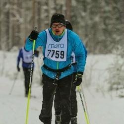 Skiing 90 km - Andreas Ekberg (7759)