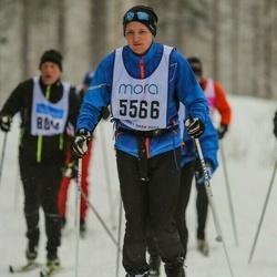 Skiing 90 km - Jesper Kjellin (5566)