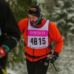 Skiing 90 km - Jesper Hess (4815)