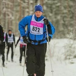 Skiing 90 km - Henrik Stoltz (622)