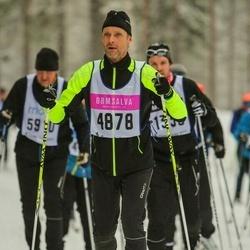 Skiing 90 km - Anders Dahlgren (4878)
