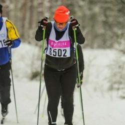 Skiing 90 km - Christina Eriksson (6502)