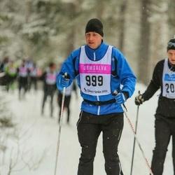 Skiing 90 km - Henrik Röder (999)