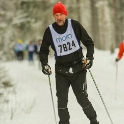 Skiing 90 km - Lars Enar Björnestål (7824)