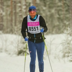 Skiing 90 km - Christian Persson (8551)