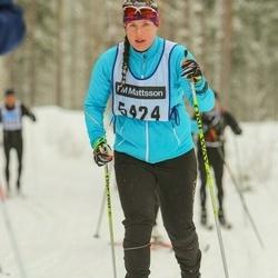 Skiing 90 km - Anna Lingheimer (5424)
