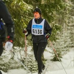 Skiing 90 km - Linn Anna Victoria Lindgren (6136)