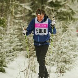Skiing 90 km - Lars Martinsson (9000)
