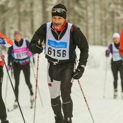 Skiing 90 km - Oskar Ekman (6156)