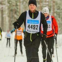 Skiing 90 km - Oscar Eldh (4492)