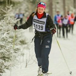 Skiing 90 km - Annie Fredin (3129)