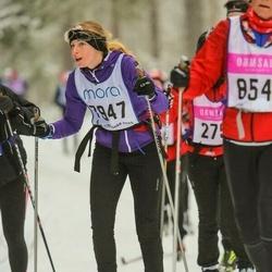 Skiing 90 km - Lina Ottosson (7947)