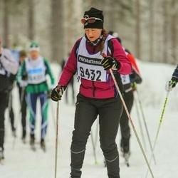Skiing 90 km - Kristin Berglund (9432)