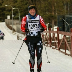 Skiing 90 km - Michael Sjöberg (12970)