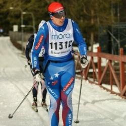Skiing 90 km - Erik Brandén (11312)