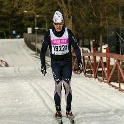 Skiing 90 km - Andreas Larsson (18223)
