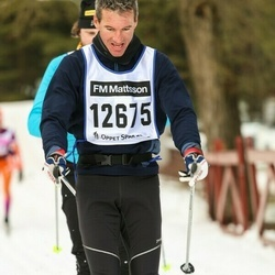 Skiing 90 km - Petter Restorp (12675)