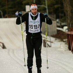 Skiing 90 km - Hans-Peter Johansson (15157)